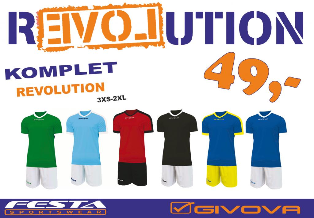 REVOLUTION GIVOVA
