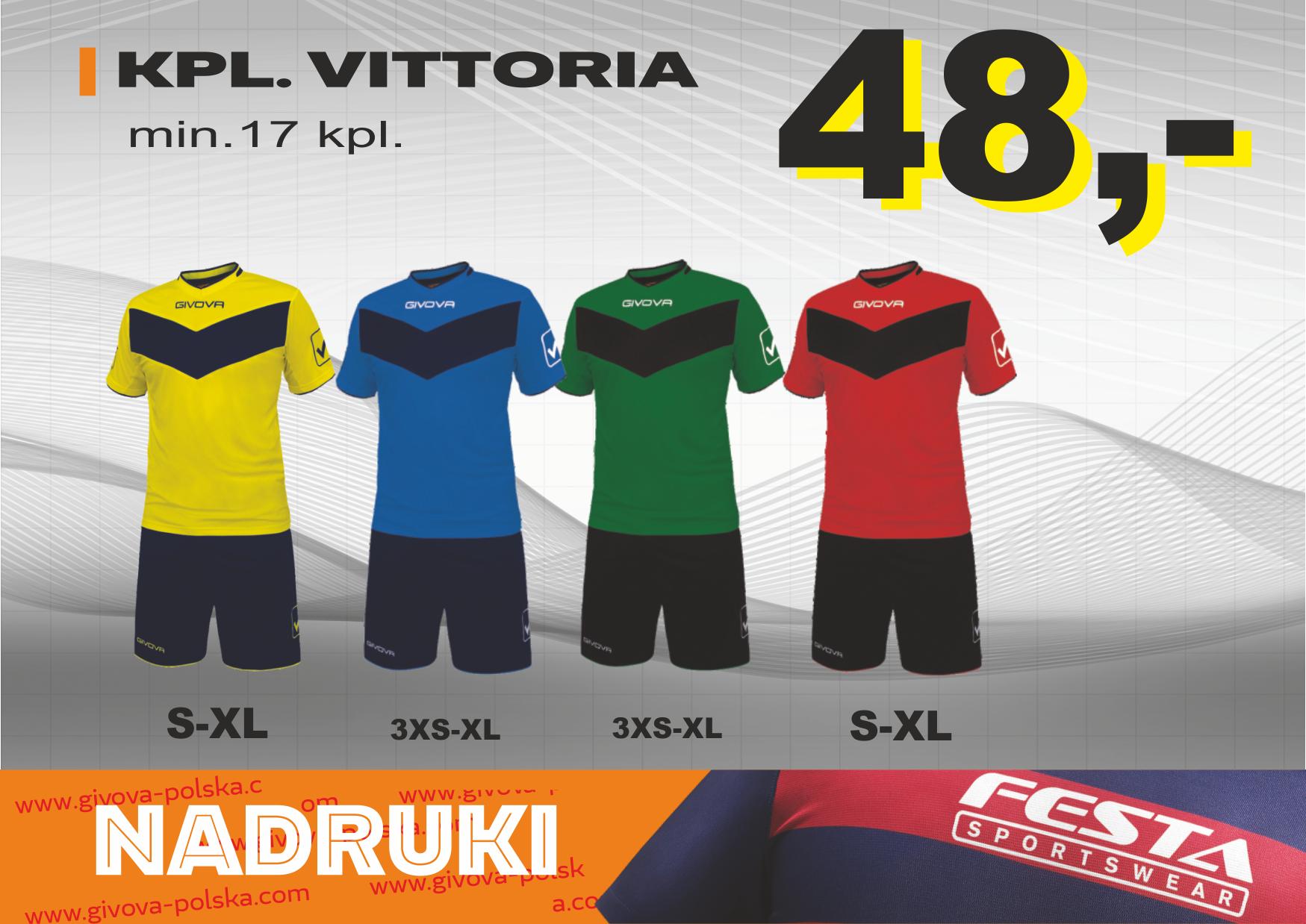 vittoria 48 zł