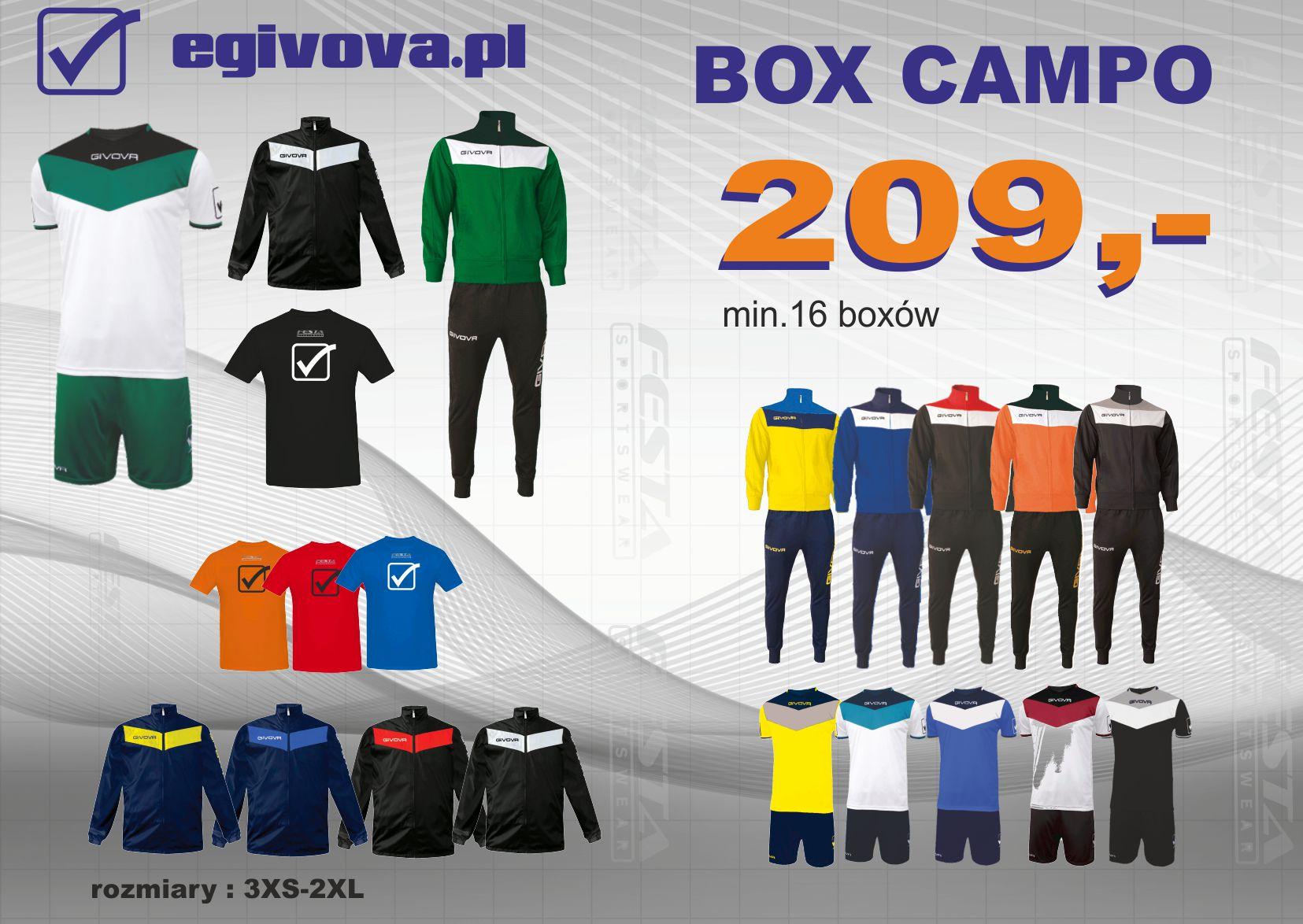 BOX CAMPO GIVOVA